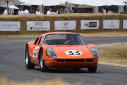 Uwe Niermann Porsche 904
