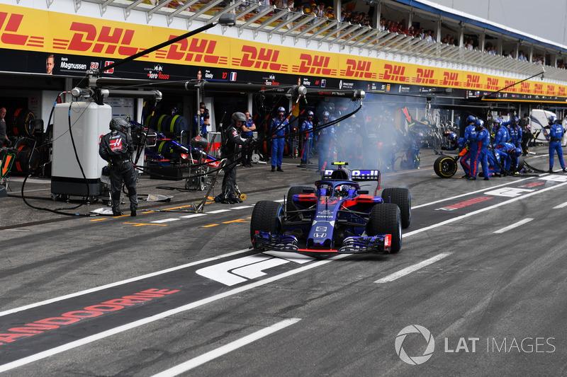 P14: Pierre Gasly, Scuderia Toro Rosso STR13