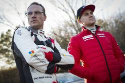 Jari-Matti Latvala, Esapekka Lappi, Toyota Gazoo Racing