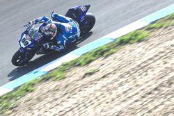 Niccolo Canepa, Pata Yamaha