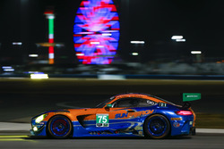 #75 SunEnergy1 Racing Mercedes AMG GT3, GTD: Mikael Grenier, Kenny Habul, Thomas JŠger, Maro Engel