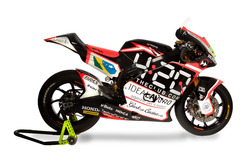 La Suter MMX2 di Eric Granado, Forward Racing Team