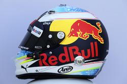 Le casque de Daniel Ricciardo, Red Bull Racing
