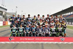 Pilotos Moto3 2018