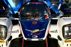 #32 United Autosports Ligier LMP2, P: Phil Hanson, Alex Brundle, Paul di Resta Pit Stop