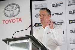 Neil Crompton, Toyota 86 Racing Series category manager