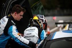 #10 Equipe Verschuur McLaren 570S GT4: Finlay Hutchison, Daniel McKay