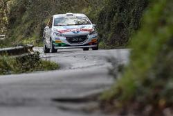 Damiano De Tommaso, Michele Ferrara Peugeot 208 R2, Peugeot Sport Italia