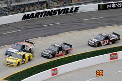 Cody Coughlin, GMS Racing, Chevrolet Silverado Jeg's.com Noah Gragson, Kyle Busch Motorsports, Toyot