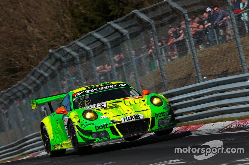 #912 Manthey Racing - Patrick Pilet (Porsche 911 GT3 R)