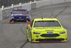 Ryan Blaney, Team Penske, Ford Fusion Menards/Richmond The Water Heater Experts