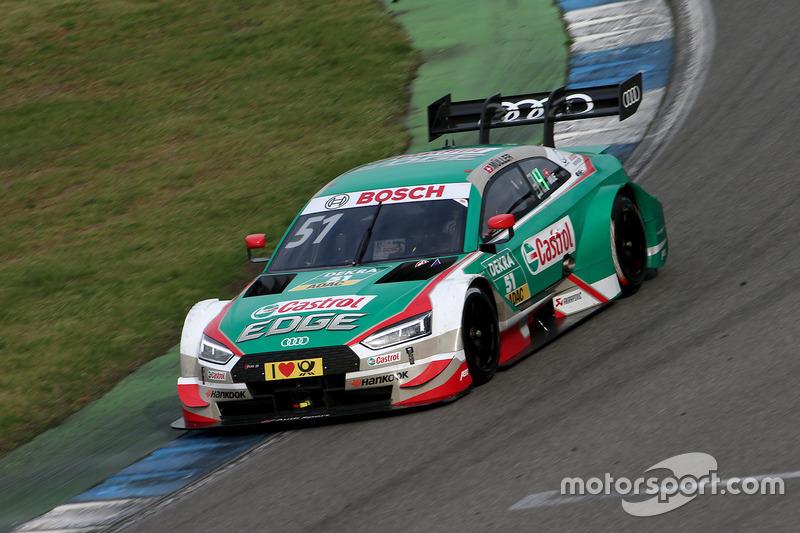 #51 Nico Müller, Audi Sport Team Abt Sportsline, Audi RS 5 DTM