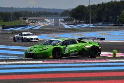 Lamborghini Huracan-GT3 #63, Antonelli Motorsport: Zampieri-Altoe