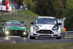 #91 RLE International Focus Ford: Patrick Prill, Marcel Willert, Steffen Schlichenmeier, Jens Ludmann