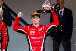 Podium : Louis Deletraz, Charouz Racing System