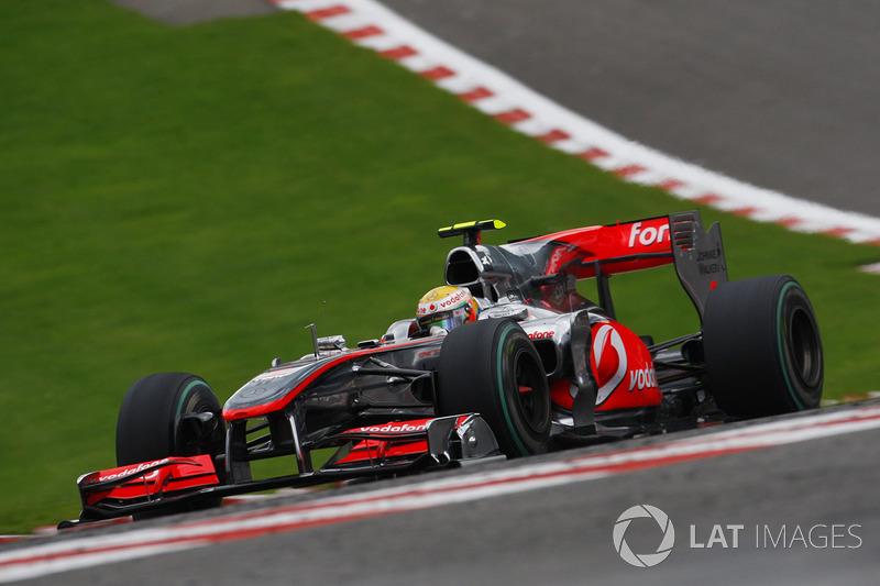 2010: McLaren MP4/25