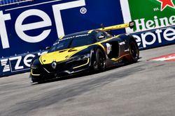 Renault Sport F1 Team, giri dimostrativi