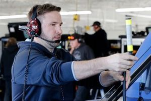 Tanner Gray, DGR-Crosley, Ford F-150 Ford Ford Performance crew member