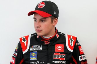 Christopher Bell, Leavine Family Racing, Toyota Camry Rheem-RTP