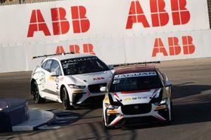 Sun Chao, Jaguar China Racing Abbie Eaton, Jaguar VIP car