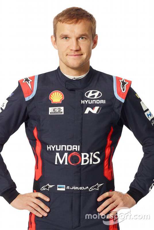 Martin Jarveoja, Hyundai Motorsport
