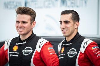 Sébastien Buemi, Nissan e.Dams, Oliver Rowland, Nissan e.Dams
