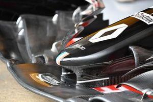 Nose detail on Esteban Ocon, Renault F1 Team R.S.20