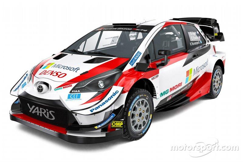 Toyota Gazoo Racing WRC: обманчивая гармония
