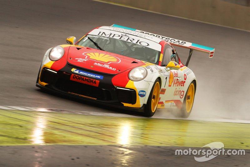 Shell fará sua estreia na Carrera Cup em 2020