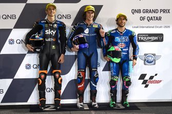 Luca Marini, Sky Racing Team VR46, Joe Roberts, American Racing, Enea Bastianini, Italtrans Racing Team