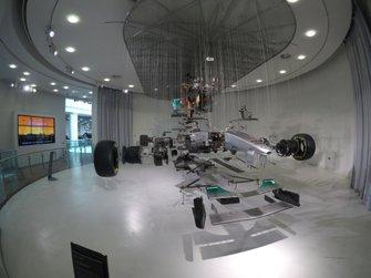 Mercedes-Benz World, Weybridge