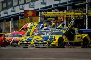 Boxes da Stock Car em Cascavel
