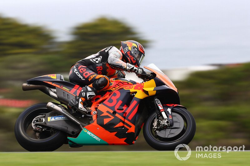 18 - Mika Kallio, Red Bull KTM Factory Racing