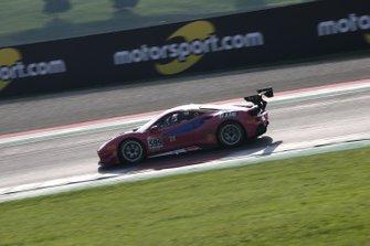 #599 Ferrari 488 Challenge, Cavallino Motors Bangkok: Kanthicha Chimsiri