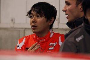 Ryuichiro Tomita(Audi Team Hitotsuyama)
