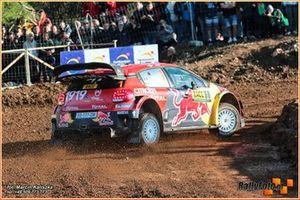 Sebastien Ogier, Julien Ingrassia, Citroen C3 WRC