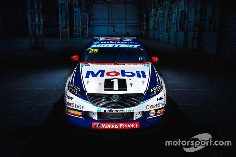 Автомобиль Holden Commodore ZB Часа Мостера, Walkinshaw Andretti United