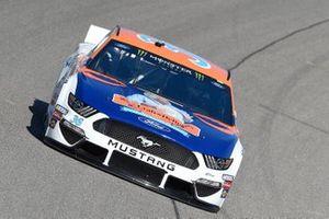 Matt Tifft, Front Row Motorsports, Ford Mustang Louis Kemp Crab Delights
