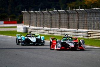 Lucas Di Grassi, Audi Sport ABT Schaeffler, Audi e-tron FE06 Mitch Evans, Jaguar Racing, Jaguar I-Type 4