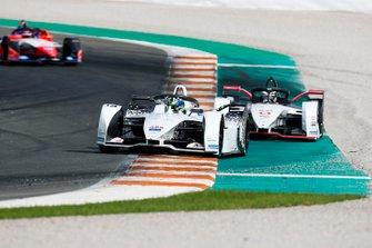 Felipe Massa, Venturi Formula E, EQ Silver Arrow 01 Andre Lotterer, Porsche, Porsche 99x Electric