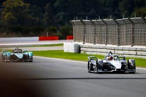 Stoffel Vandoorne, Mercedes Benz EQ Formula, EQ Silver Arrow 01 Mitch Evans, Panasonic Jaguar Racing, Jaguar I-Type 4
