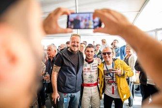 Ayhancan Güven, Pierre Martinet by Almeras şampiyonluğu kutluyor