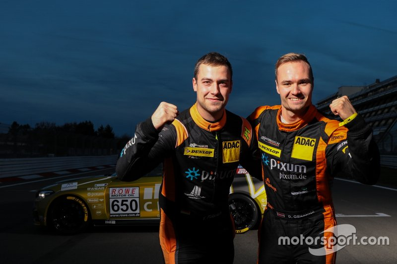 Champions #650 BMW M240i Racing Cup: Yannick Fübrich, David Griessner