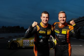 VLN-Meister 2019: #650 BMW M240i Racing Cup: Yannick Fübrich, David Griessner