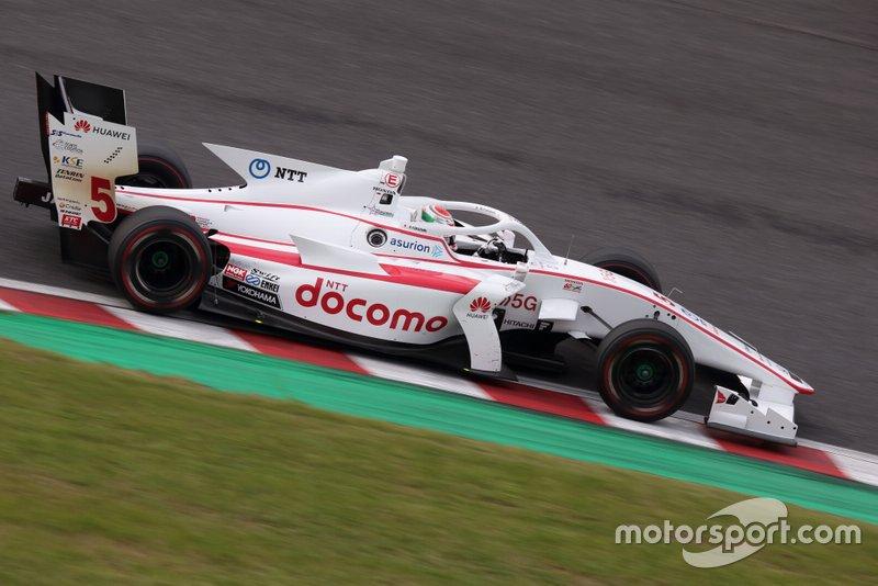 Super Fórmula, equipes: Docomo Team Dandelion Racing