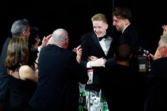 Johnatahan Hoggard wins the Aston Martin Autosport BRDC Young Driver Of The Year Award