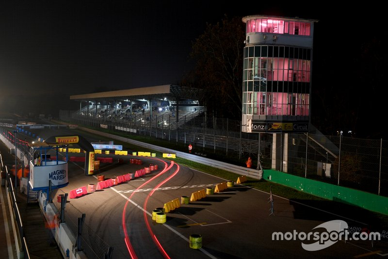 Panoramica al Monza Rally Show