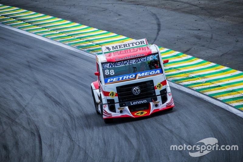 Beto Monteiro, Copa Truck 2019 - Grande final - Interlagos