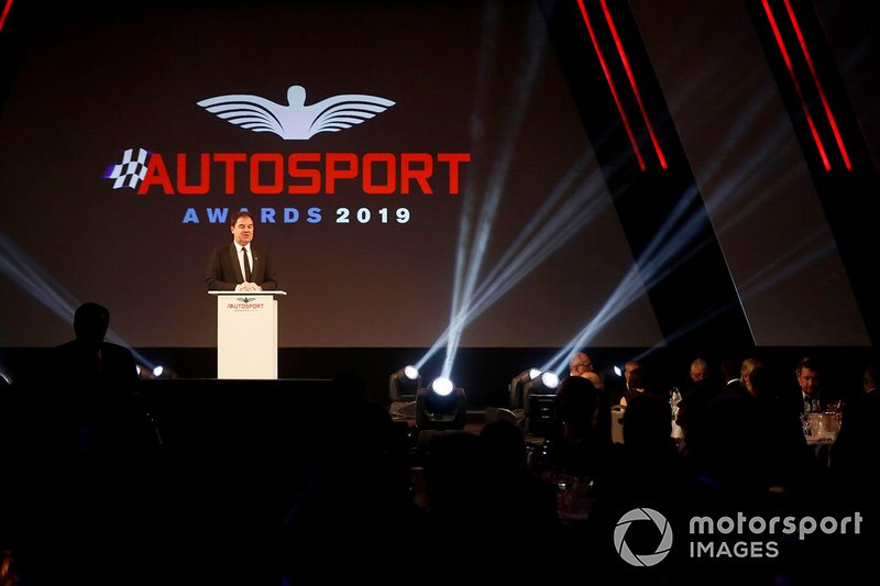 James Allen, presidente de Motorsport Network