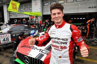 #23 GetSpeed Performance Mercedes-AMG GT3: Fabian Schiller
